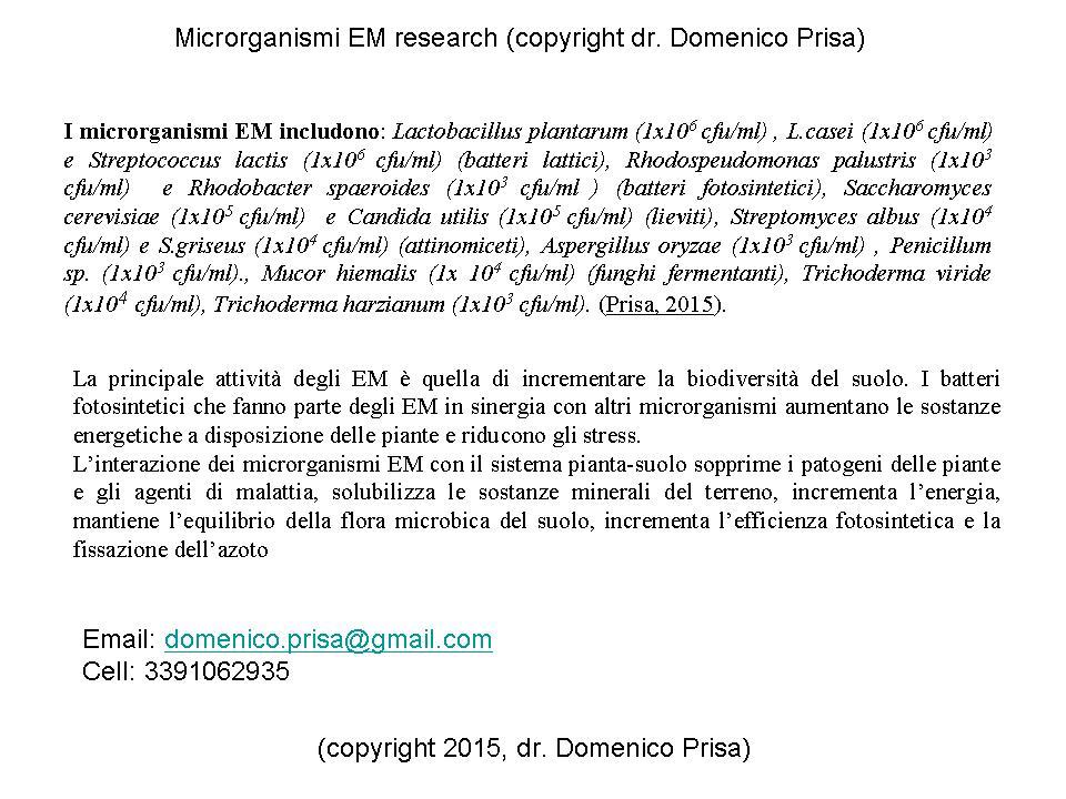 EM research