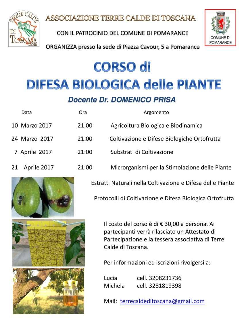 Locandina Corso Difesa Biologica 2017 a4-1