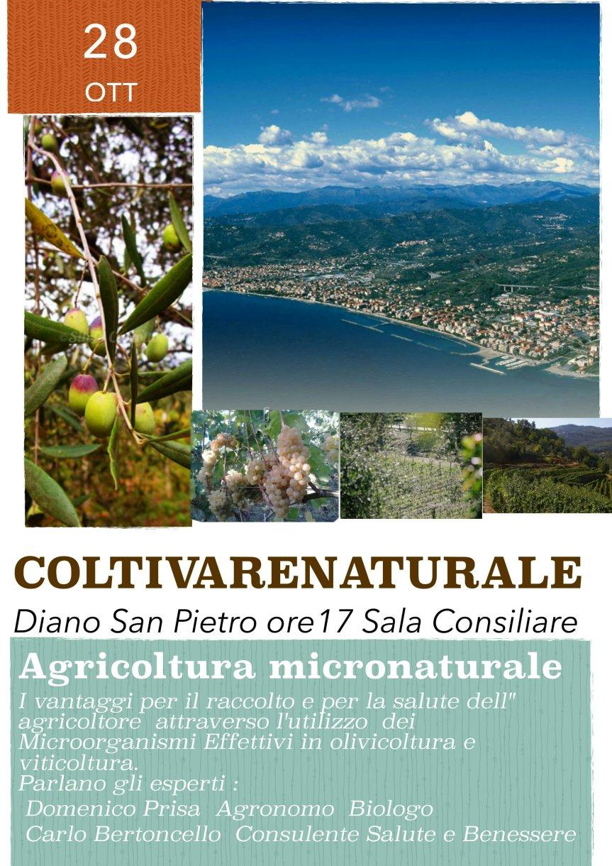 AGRICOLTURA MICRONATURALE A DIANO SAN PIETRO