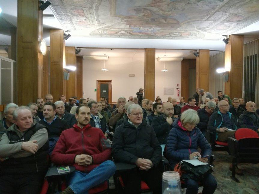 Convegno Breno con l'associazione dei Coltivatori del ValCamonica
