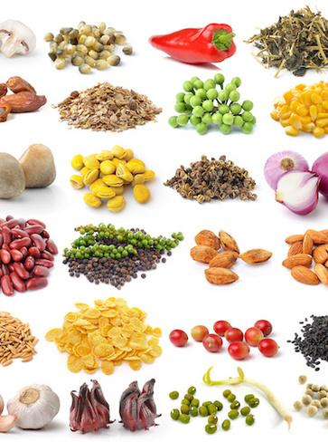 Micronaturale: i composti salutistici degliortaggi