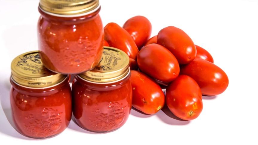 Problemi nella preparazione della conserva dipomodoro