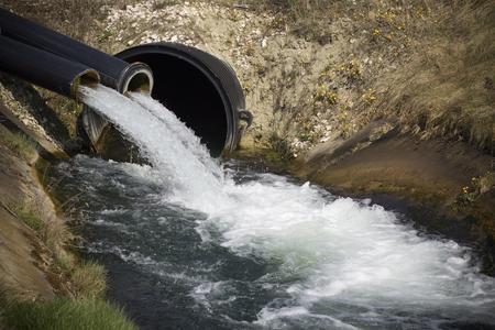 Micronaturale: I vari tipi di acqua discarico