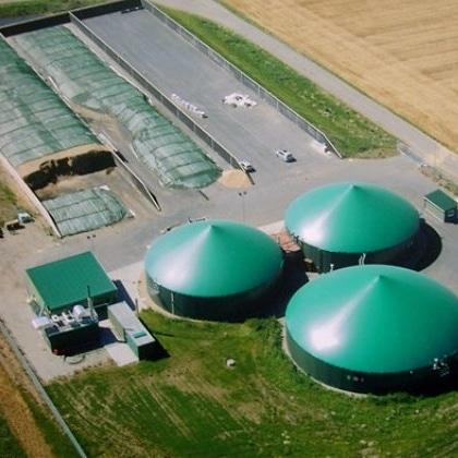 Micronaturale: Impianto di produzione dibiogas