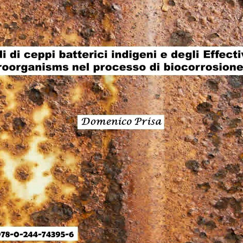 Article: Studio di ceppi batterici indigeni e degli Effective Microorganisms nel processo dibiocorrosione
