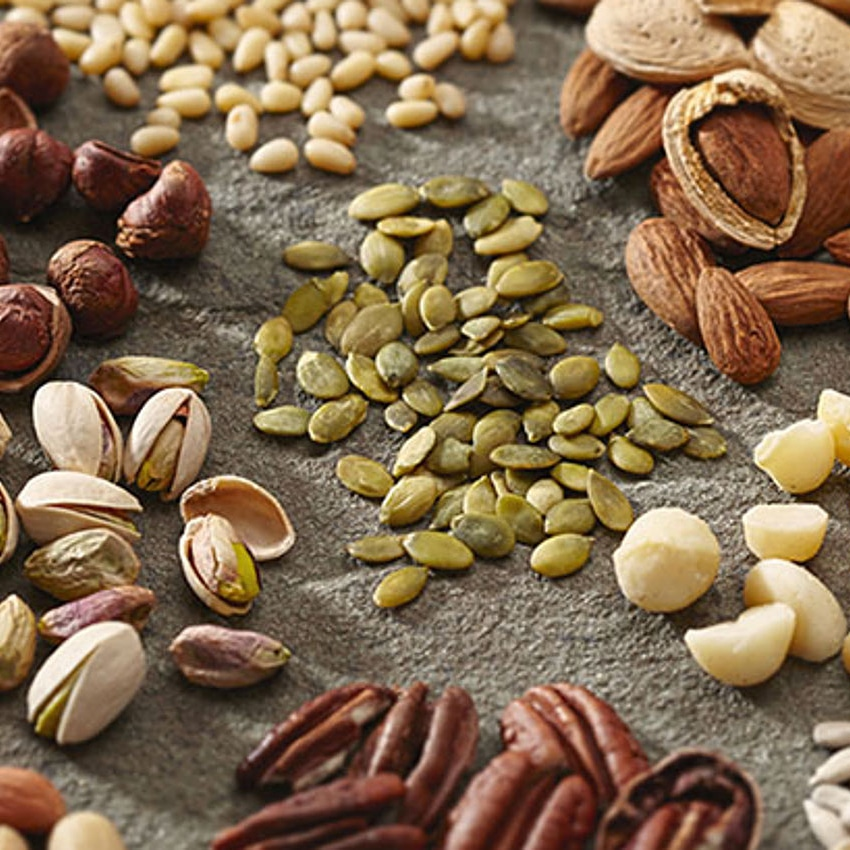 Gli antiossidanti nella fruttasecca.