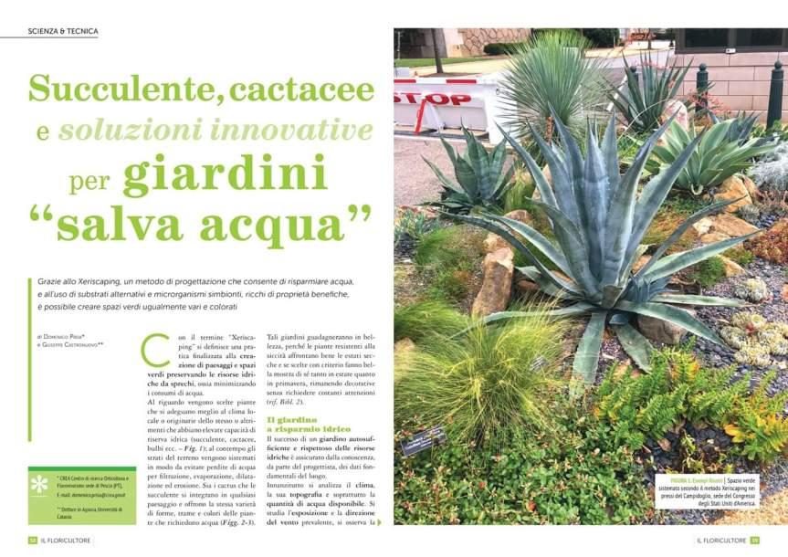 """I giardini """"Salvaacqua"""""""